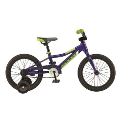 Велосипед Cannondale Boys SS blue 16""