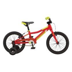 Велосипед Cannondale Boys SS red 16""