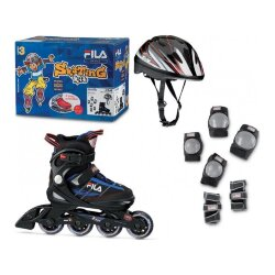 Ролики Fila J-One Combo 3 Set Boy
