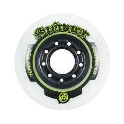 Powerslide Spinner Wheels 85A 4-Pack 80Mm 2016