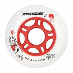 Powerslide Kids 4-Pack 72Mm 80A 2016