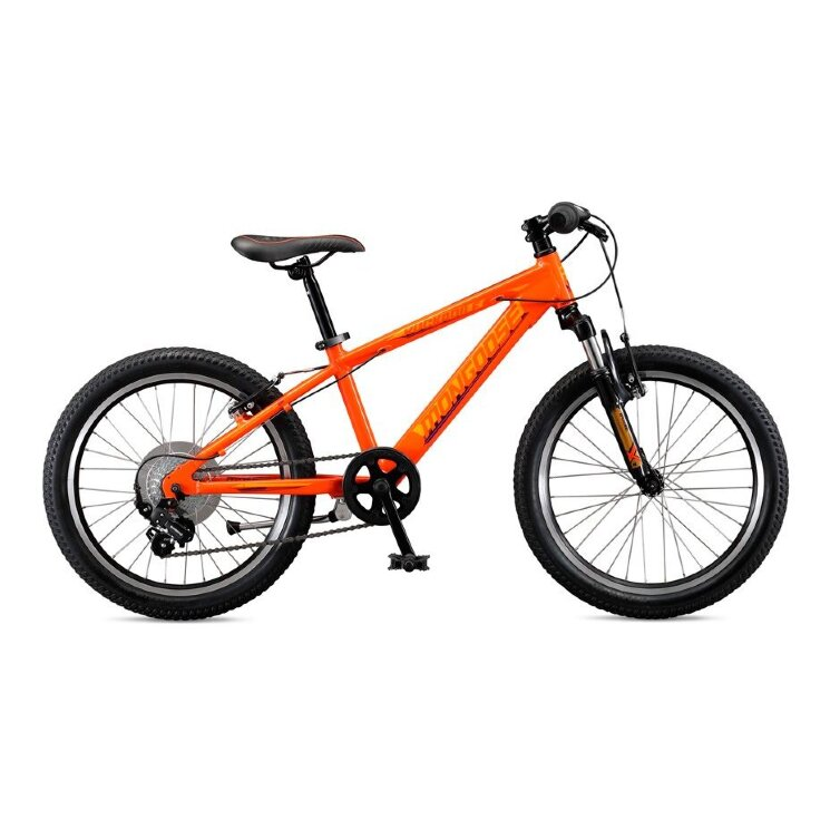 Велосипед Mongoose Rockadile 20 Orange 2019