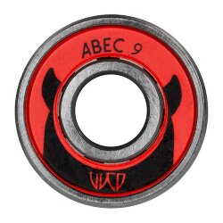 Подшипники Powerslide Wicked Abec 9 608, 16-Pack - Inline 2016