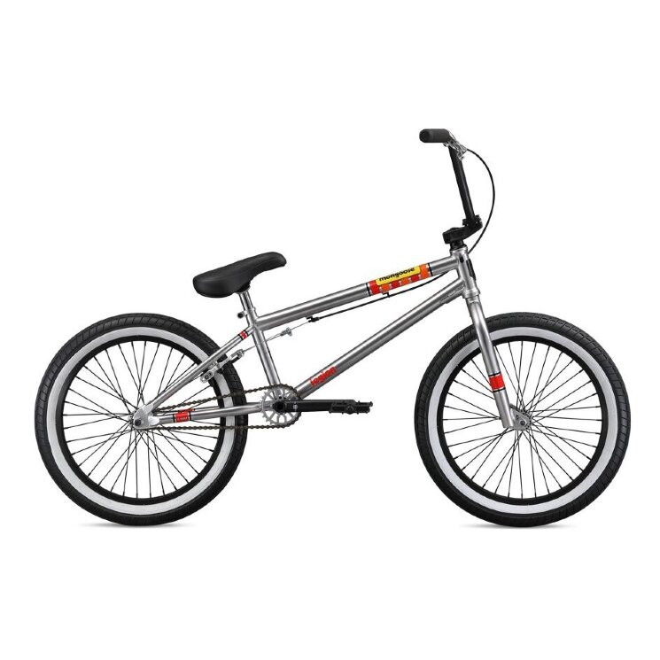 Велосипед Mongoose Bmx Legion L100 nikel 2019