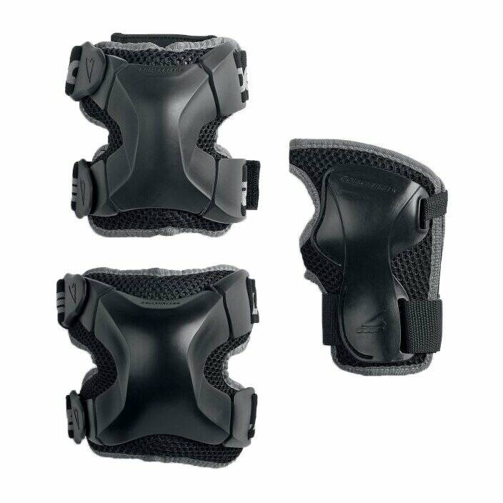 Защита Rollerblade Protection X-GEAR 3 PACK black